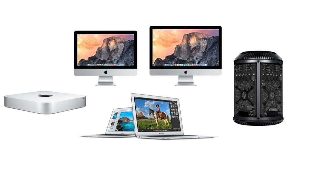 Guía para comprar un Mac en 2015