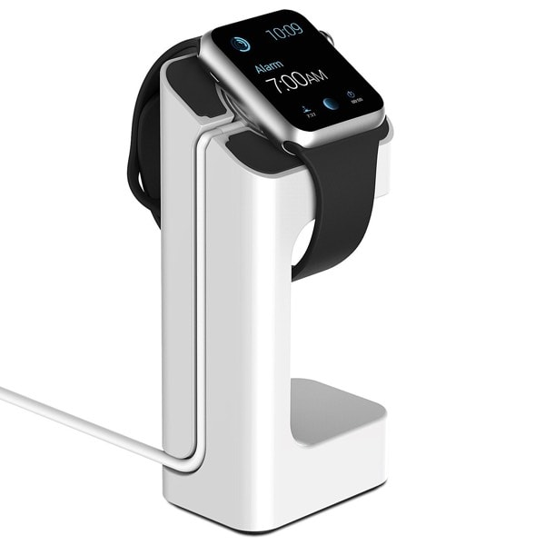 Accesorios imprescindibles para el Apple Watch: Soporte de JETech