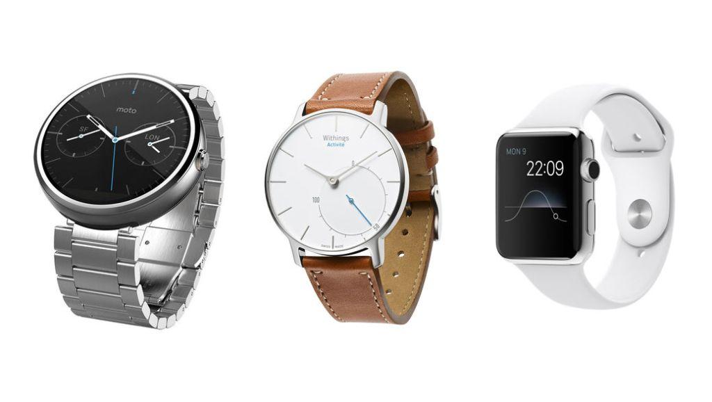 Los 6 mejores smartwatch de 2015