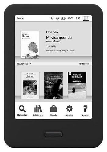 BQ Cervantes, el eReader con sistema operativo Linux