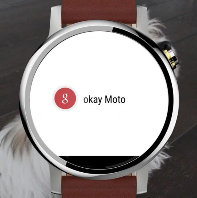 Motorola nos muestra el nuevo Moto 360 2015 accidentalmente