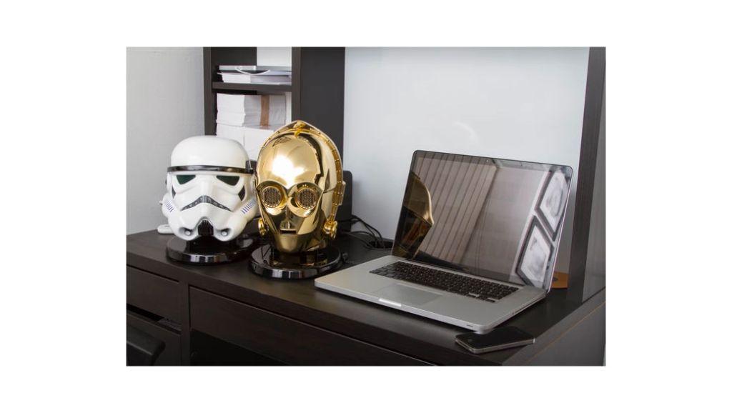 Los altavoces bluetooth oficiales de Star Wars