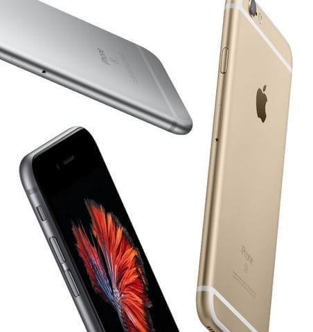 El nuevo iPhone 6s y 6s Plus