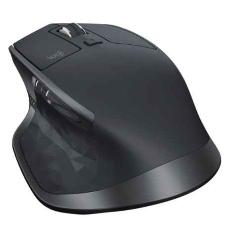 Logitech MX Master 2S - Ratón inalámbrico con Bluetooth para Mac y Windows