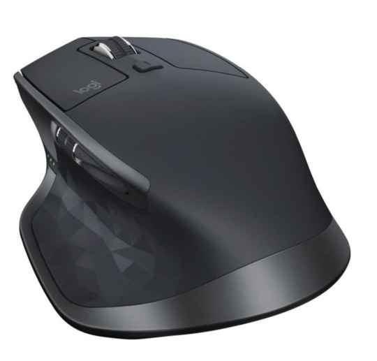 Logitech MX Master 2S - Ratón inalámbrico con Bluetooth para Mac y Windows