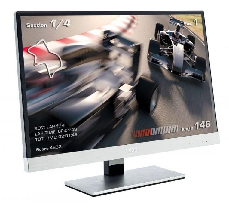 """AOC I2757FM - Monitor LED de 27"""" (1920 x 1080 píxeles)"""