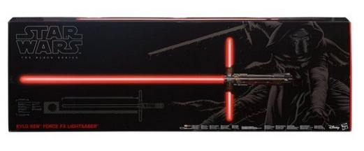 Star Wars - Kylo Ren Force FX Lightsaber