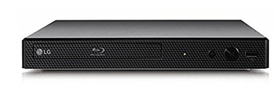 LG BP250 Reproductor Blu-ray