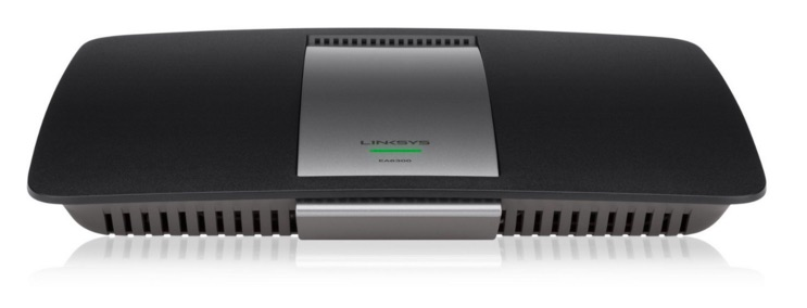 Linksys EA6300-EW - Router (4 x puertos RJ-45, WiFi, USB)