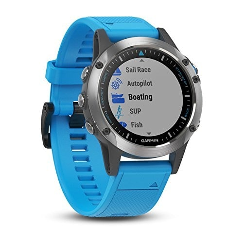 Garmin Quatix 5 - reloj GPS perfecto para navegantes