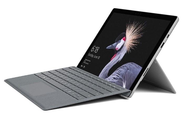 ¿Puedes recomendarnos algún ordenador portátil? Microsoft Surface Pro
