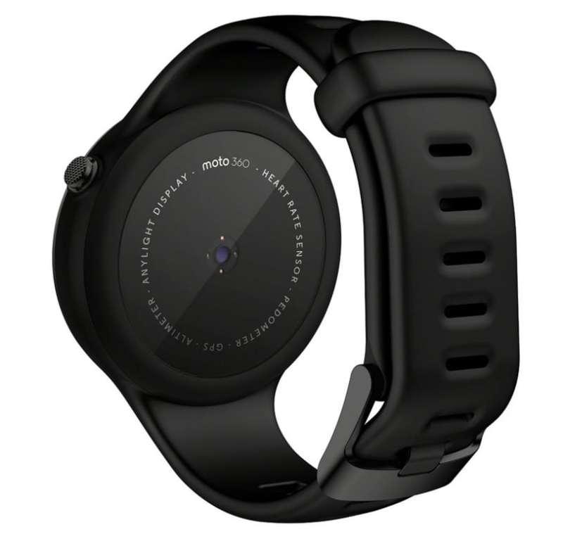 Motorola Moto 360 V2 Sport - Smartwatch Android