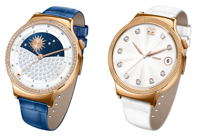 smartwatches más femeninos