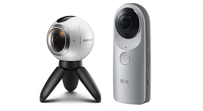 Las cámaras de 360º llegan al consumidor