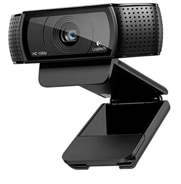 Logitech C920 HD Pro - Webcam Full HD