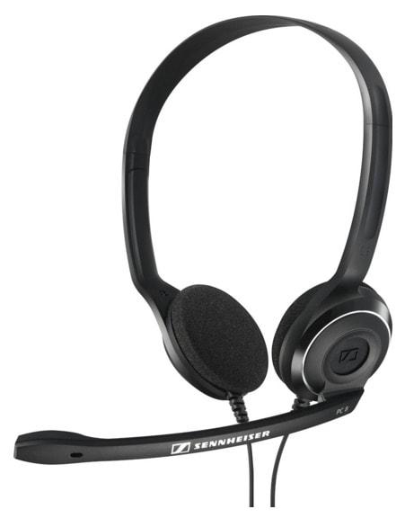 Sennheiser PC 8 USB - Auriculares de diadema abiertos con micrófono