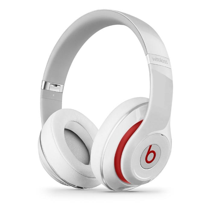 Beats by Dr. Dre Studio Auriculares de Diadema Inalámbricos - Blanco