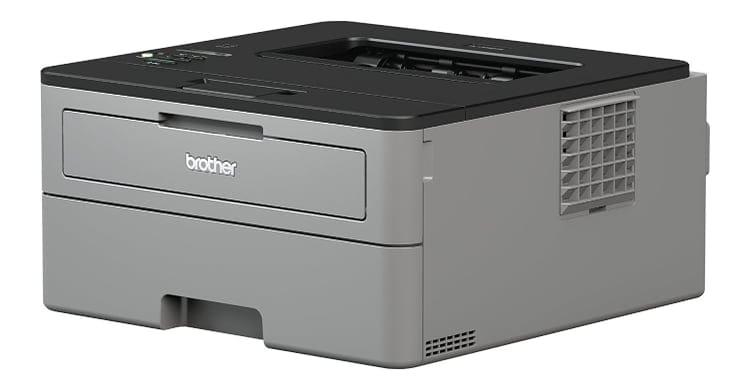 Brother HLL2350DW - Impresora láser monocromo con Wifi y dúplex