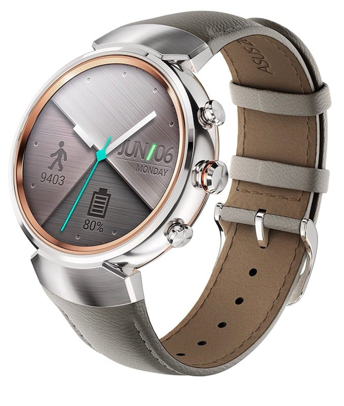 ASUS ZenWatch 3 - Smartwatch con una excelente calidad precio