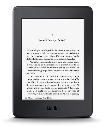 eReader Kindle Paperwhite