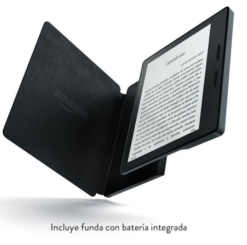 ¿Merece la pena comprar el nuevo eReader premium de Amazon el Kindle Oasis?