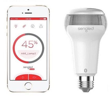 Las mejores bombillas inteligentes inalámbricas LED: Sengled pulse LED