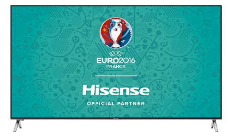 "Hisense 75M7900 TV -  Televisor de 75"" LED con resolución 4K, 3D y Smart TV"