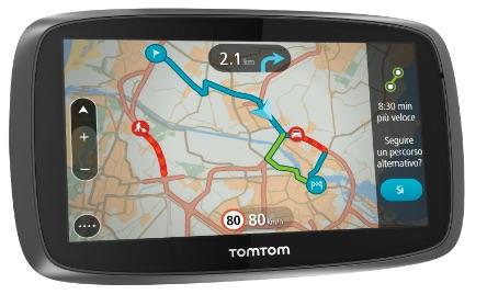 "TomTom GO Live 5100 World LTM - GPS para coches de 5 "" con mapas del mundo"