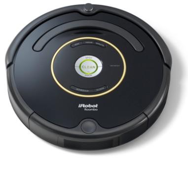 iRobot Roomba 650 - Robot aspirador con mejor calidad precio