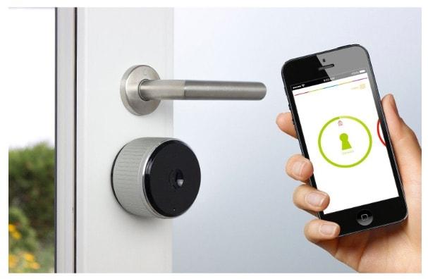 Danalock smartlock, la cerradura inteligente que puedes controlar con tu smartphone