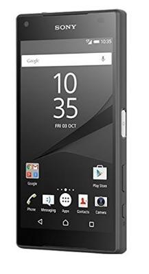 "Sony Xperia Z5 Compact - Smartphone de 4.6"""