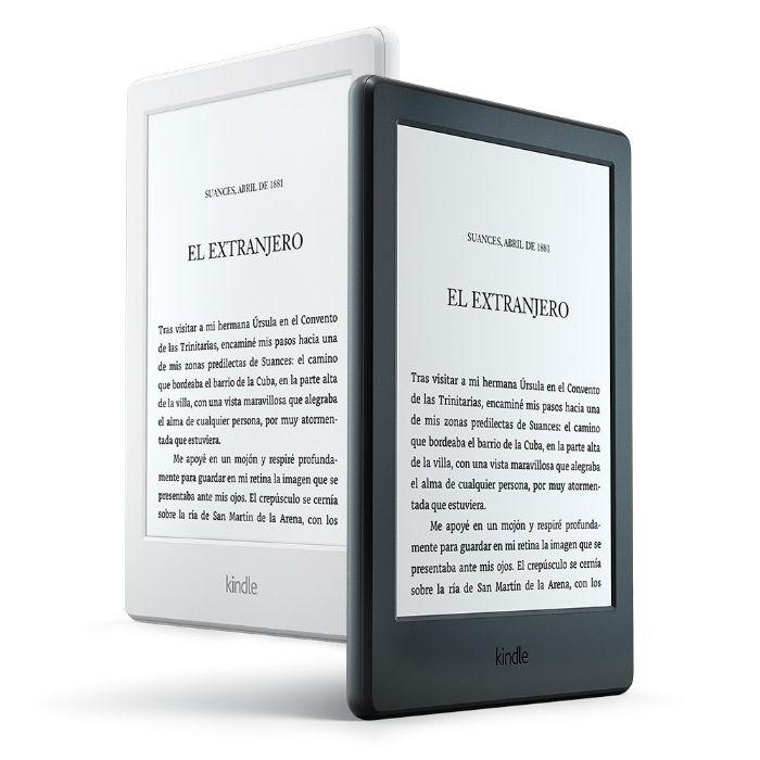 Amazon Kindle Chile Comprar
