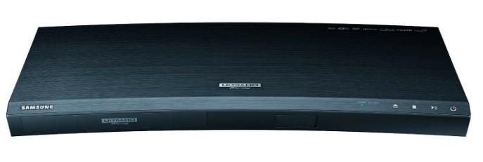 Samsung UBD-K8500 - Reproductor blu-ray 4K