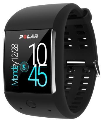 El nuevo Polar M600 Android Wear Smartwatch esta listo para colocarse en tu muñeca