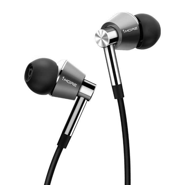 1MORE Triple-Driver HiFi Auriculares In-ear