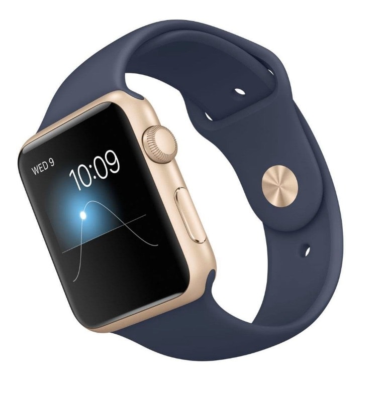 Apple Watch Sport 42 mm - Smartwatch iOS de aluminio