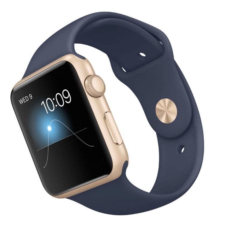 Apple Watch Sport 42 mm - Smartwatch iOS de aluminio