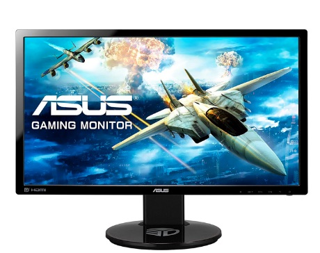 "Mejores monitores gaming de 24"": ASUS VG248QE"