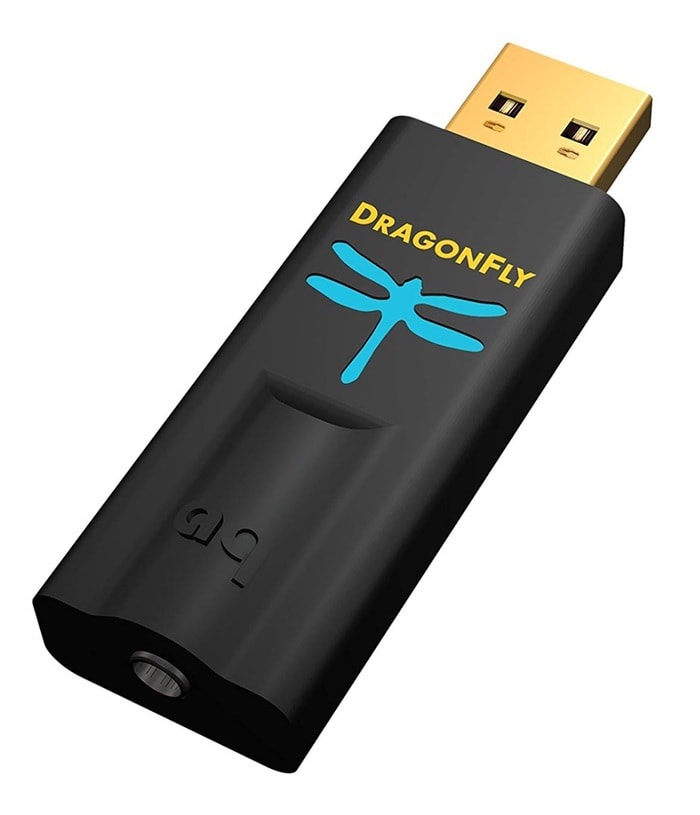 Audioquest Dragonfly BLACK USB