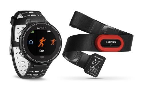 el reloj GPS con pulsometro Garmin Forerunner 630 HRM