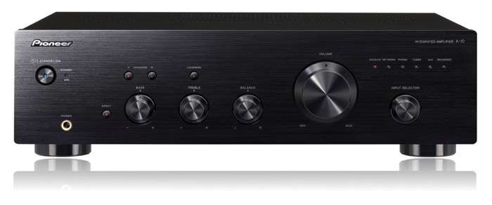 Pioneer A-10-K - Amplificador estéreo con Direct Energy Design