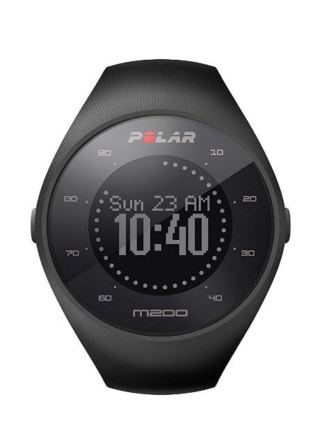 Polar M200 - Reloj de carrera con GPS y frecuencia cardíaca