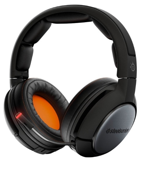 Los 2 mejores auriculares inalámbricos para gaming:SteelSeries Siberia 840