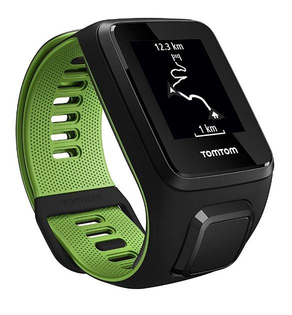 TomTom RUNNER 3 Cardio+Music - Reloj deportivo