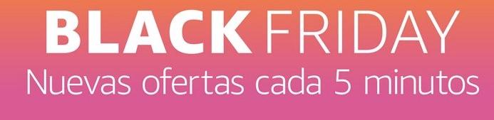 10 ofertas del Black Friday 2016 en Amazon España que no te vas a creer de los buenas que son: especial descuentos Viernes Negro 2016