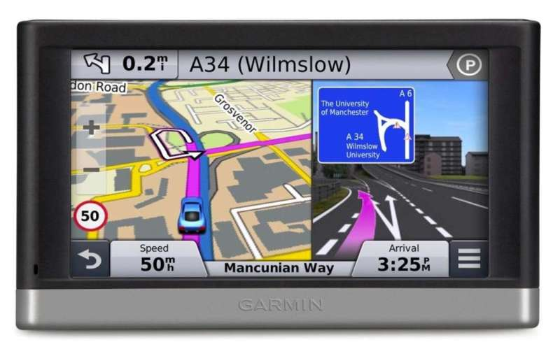 Garmin Nüvi 2567LM WE - GPS para coches de 5.0 ""