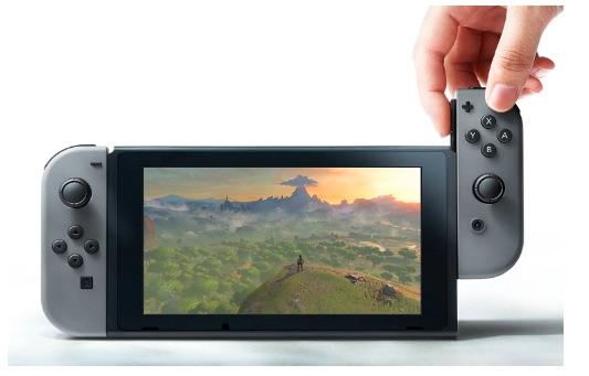 La mejor consola de videojuegos portátil: Nintendo Switch - consola