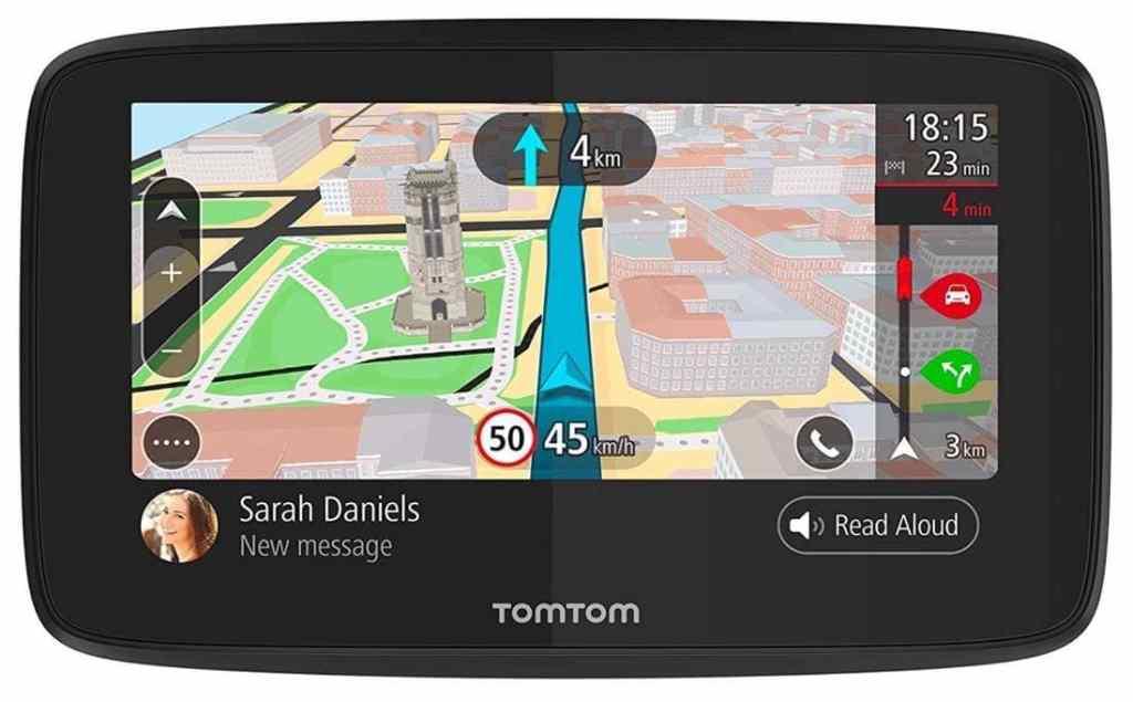 Los 3 mejores navegadores GPS para coches en 2018