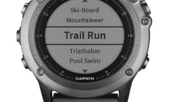 GPS Garmin Fenix 3 Pack Plata 2016
