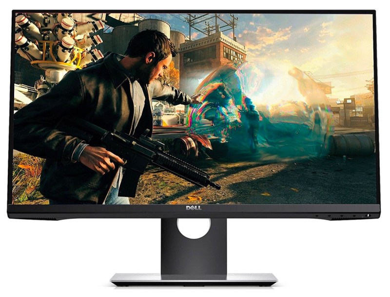 """Mejores monitores gamer: DELL S Series S2417DG 23.8"""" 2K Ultra HD"""